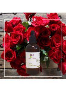 Λάδι Τριαντάφυλλο (Χαρίζει λάμψη στην κουρασμένη επιδερμίδα)