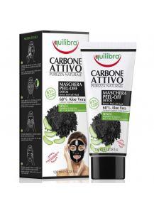 Αποτοξινωτική Μάσκα Προσώπου Με Ενεργό Άνθρακα και Αλόη Βέρα